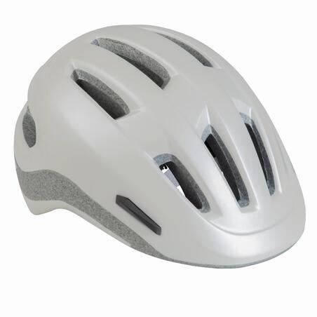 500 City Cycling Helmet - White