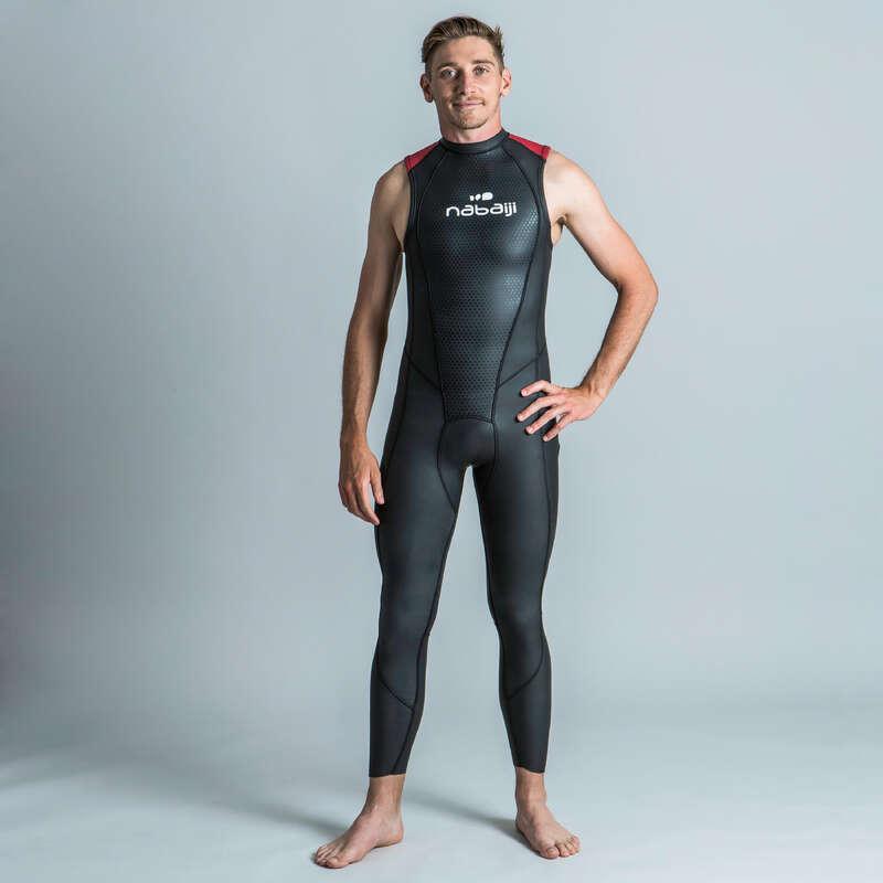 PLIVANJE NA OTVORENIM VODAMA PO TOPLOM VREMENU Plivanje - Neoprensko odijelo OWS 2/2 mm NABAIJI - Plivanje na otvorenom