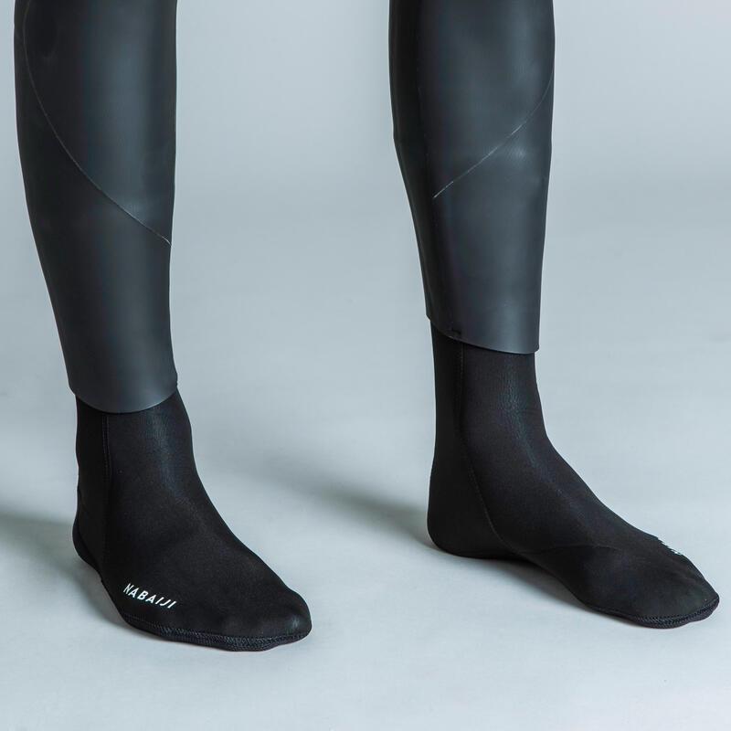 Neopreen sokken voor openwaterzwemmen