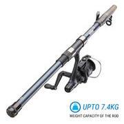 FISHING ROD COMBO RESIFIGHT 100 COMPACT 2.40