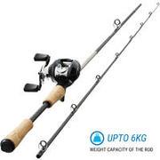FISHING ROD WIXOM-1 180ML CASTING COMBO