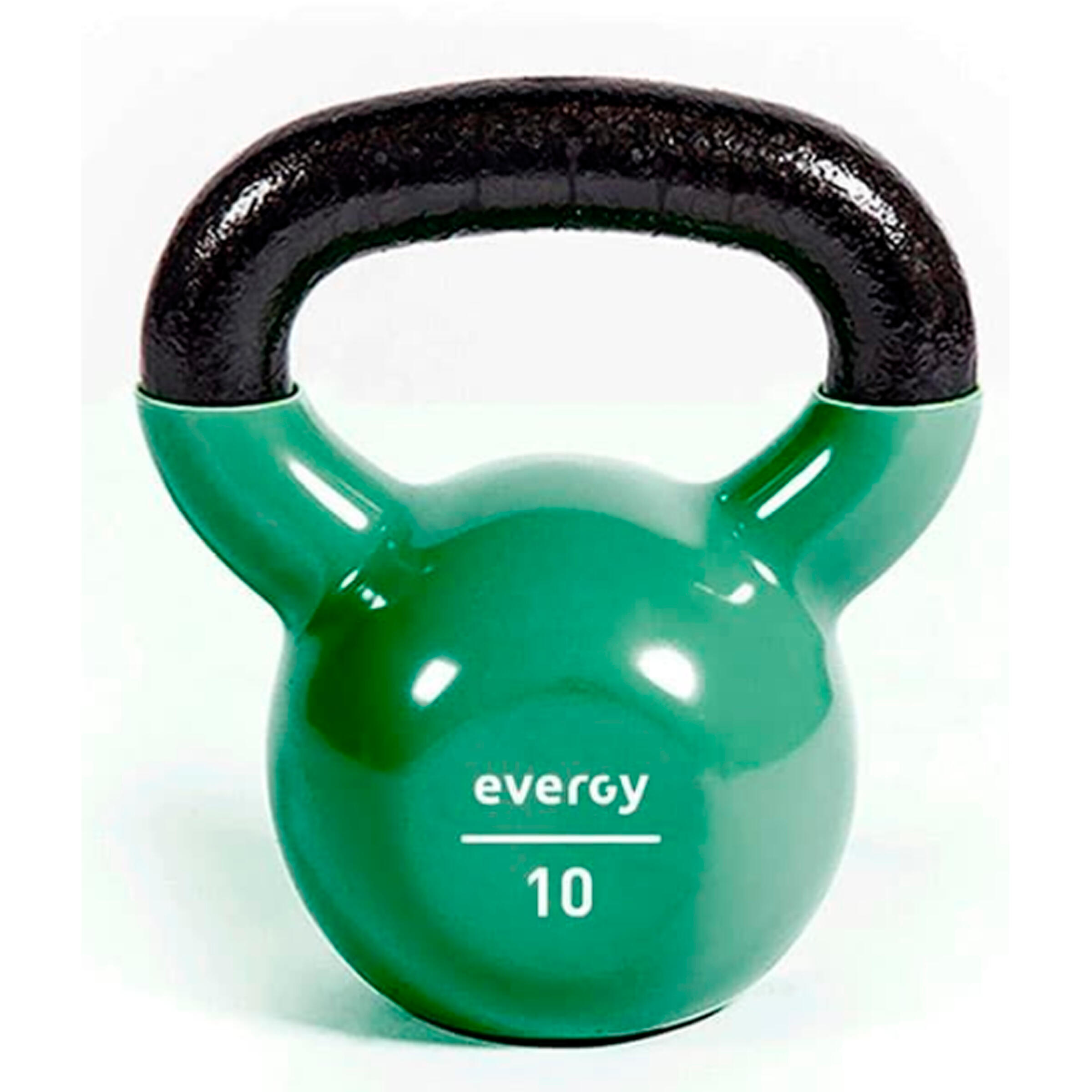 Kettlebell Pesa Rusa 10kg. Evergy Cross Fitness Musculación