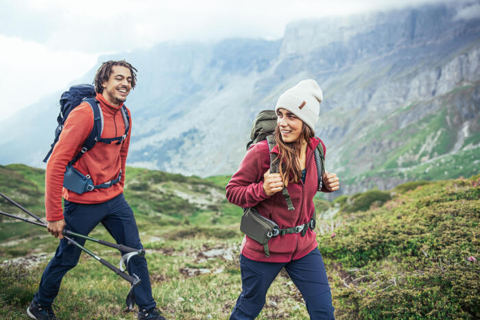 Comment s'habiller en randonnée ? la technique des 3 couches