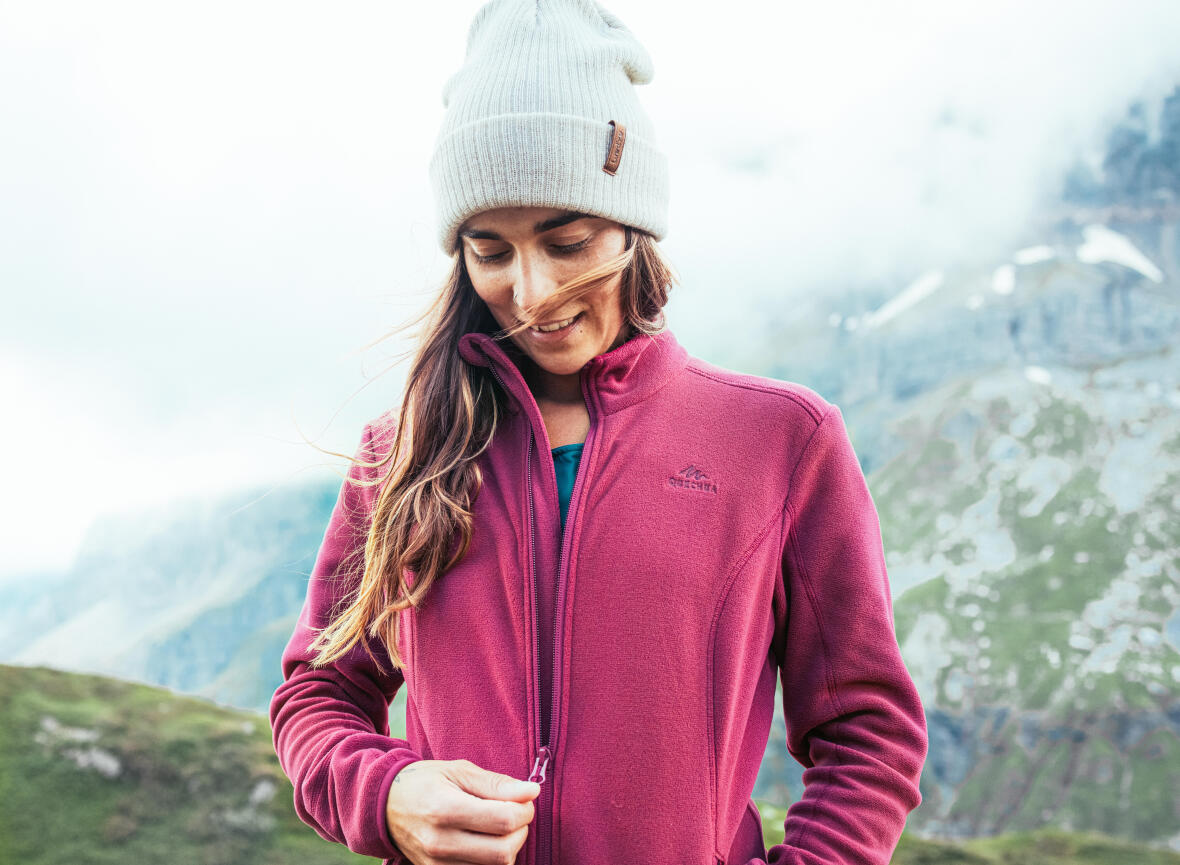 How to dress for hiking The 3-layer technique!