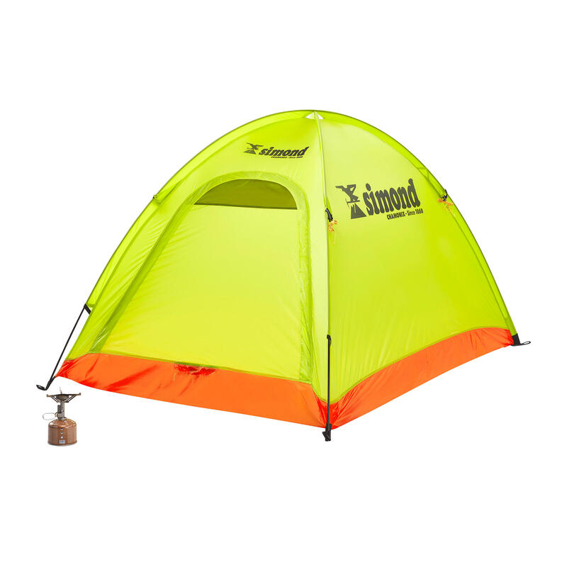 Mountaineering Tents and Sleeping Bags