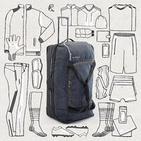 105L Essential Wheeled Bag