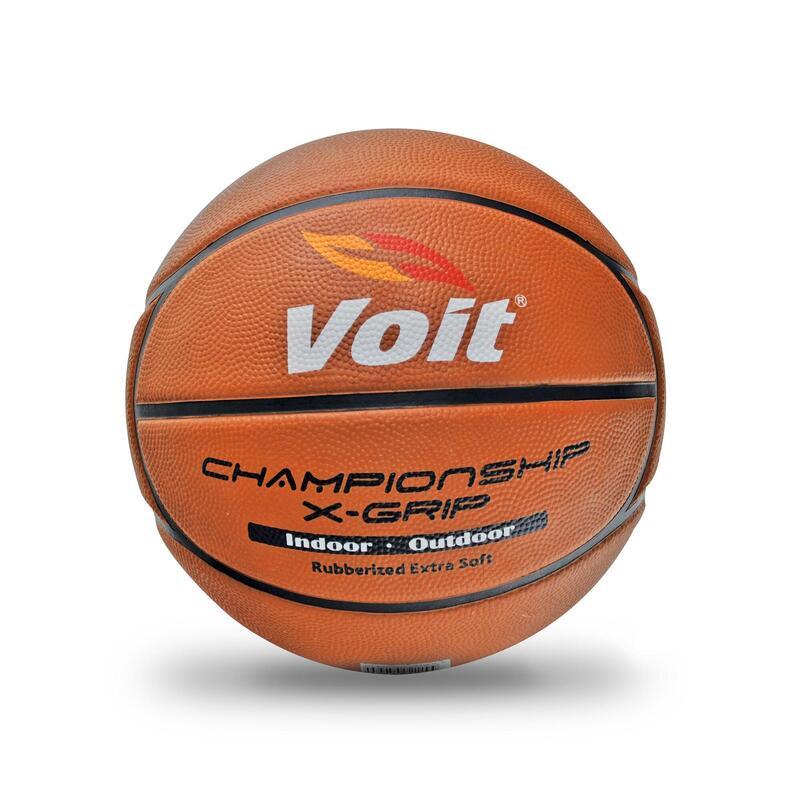 Basketbol Topu - 6 Numara - Kahverengi - Xgrip