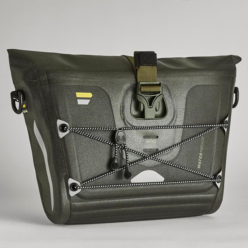 3.5L Waterproof Handlebar Bag Bikepacking