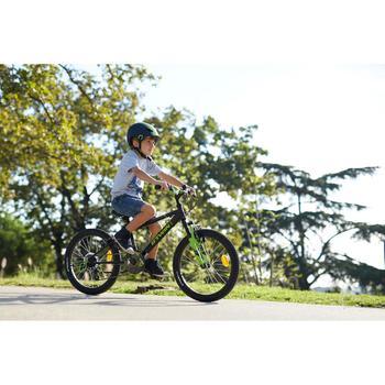 KINDER MOUNTAINBIKE RACINGBOY 500 - 20 INCH jongensfiets 1.20 tot 1.35m