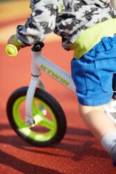Loopfietsje 10 inch Run Ride 100 wit - 212155