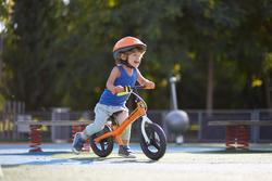 Loopfietsje 10 inch Run Ride 500 oranje - 212181