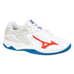 Calçado de Squash Thunderball Branco