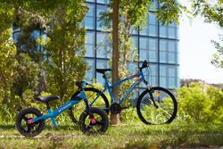 Loopfietsje 10 inch Run Ride MTB blauw - 212265