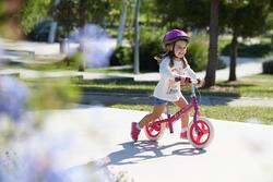 Loopfietsje 10 inch Run Ride Rose City - 212277