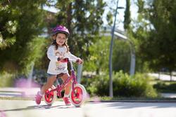 Loopfietsje 10 inch Run Ride Rose City - 212291