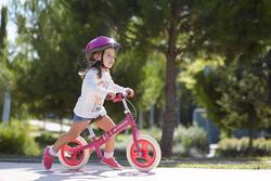 Loopfietsje 10 inch Run Ride Rose City - 212292