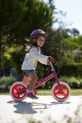 Loopfietsje 10 inch Run Ride Rose City - 212304