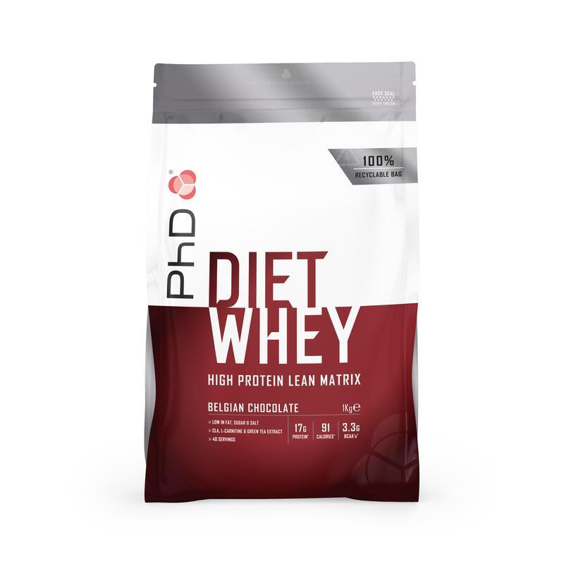 Diet Whey Belgian Choco