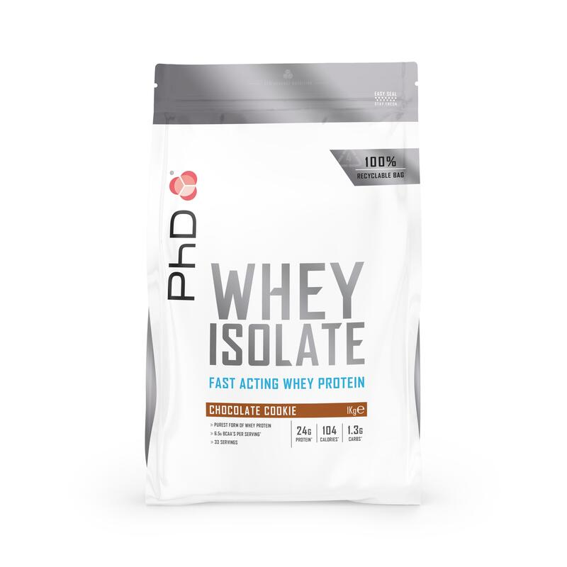 Whey Isolate Cookie