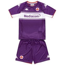 Completo maglia e pantaloncino bambino Fiorentina 21/22