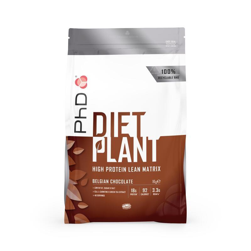 Diet Plant Belgian Chocolate