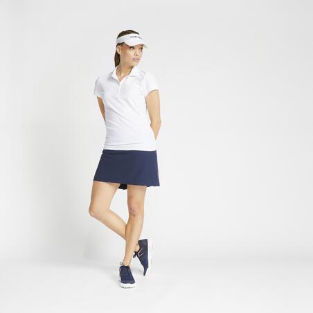 Breathable golf polo shirt - Women