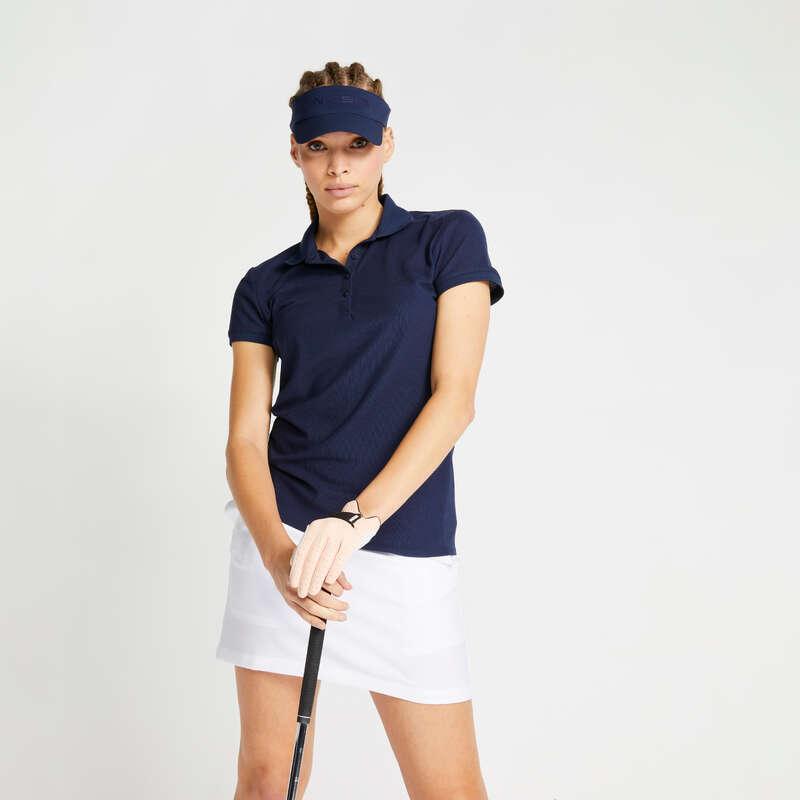 ŽENSKA ODJEĆA ZA GOLF ZA TOPLO VRIJEME Golf - Polo majica WW500 ženska INESIS - Golf