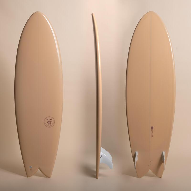 """SURF Fish 6'1"""" 42 L édition limitée\n50 planches"""