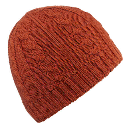 Cable-knit ski toque - Adults