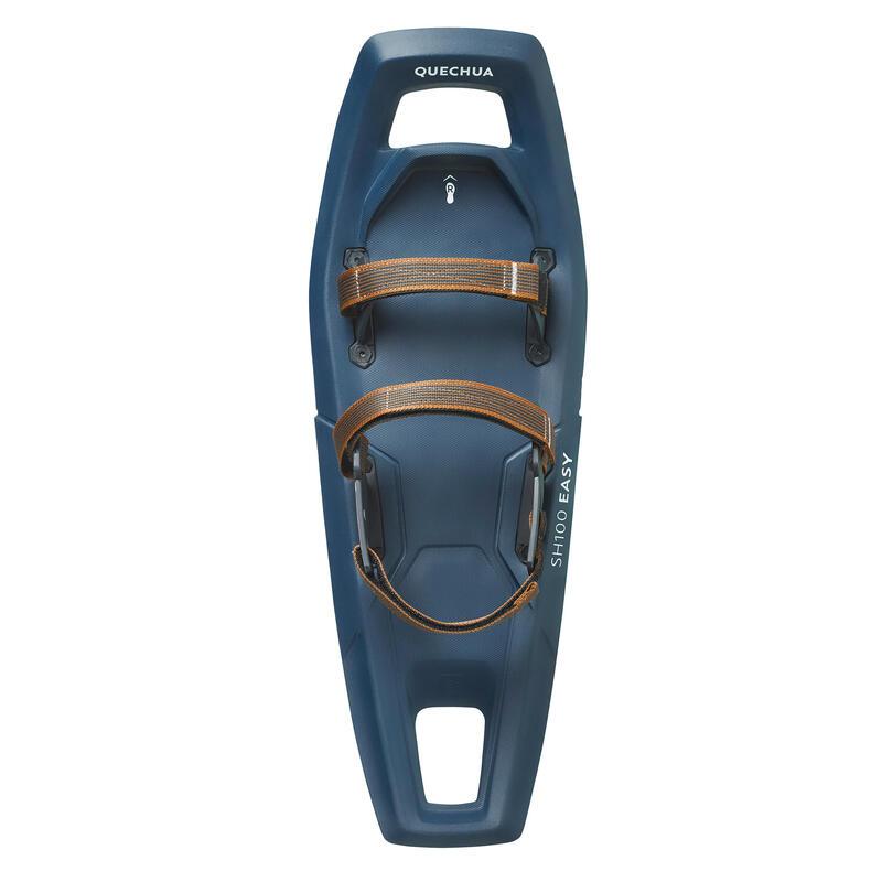 LARGE DECK SNOWSHOES - SH100 EASY BLUE