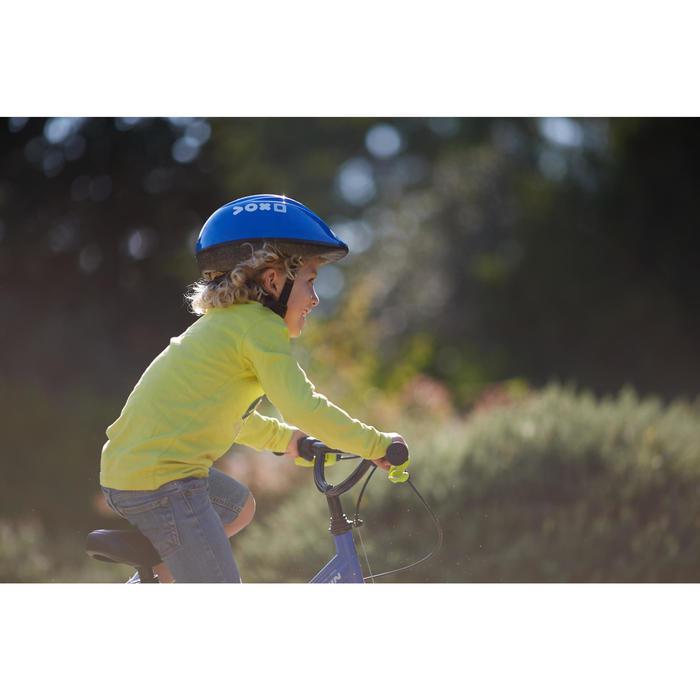Fahrradhelm Kinder 300 blau