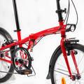 KOMPAKTNÉ/SKLADACIE BICYKLE CYKLISTIKA - SKLADACÍ BICYKEL OXYLANE 120 OXYLANE - BICYKLE