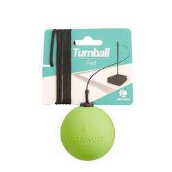 Speedball bal Turnball Fast rubber blauw