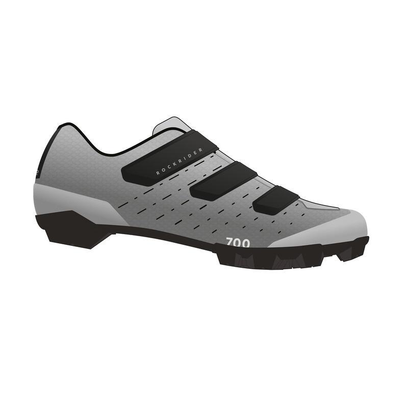 Chaussures VTT RACE 700 gris