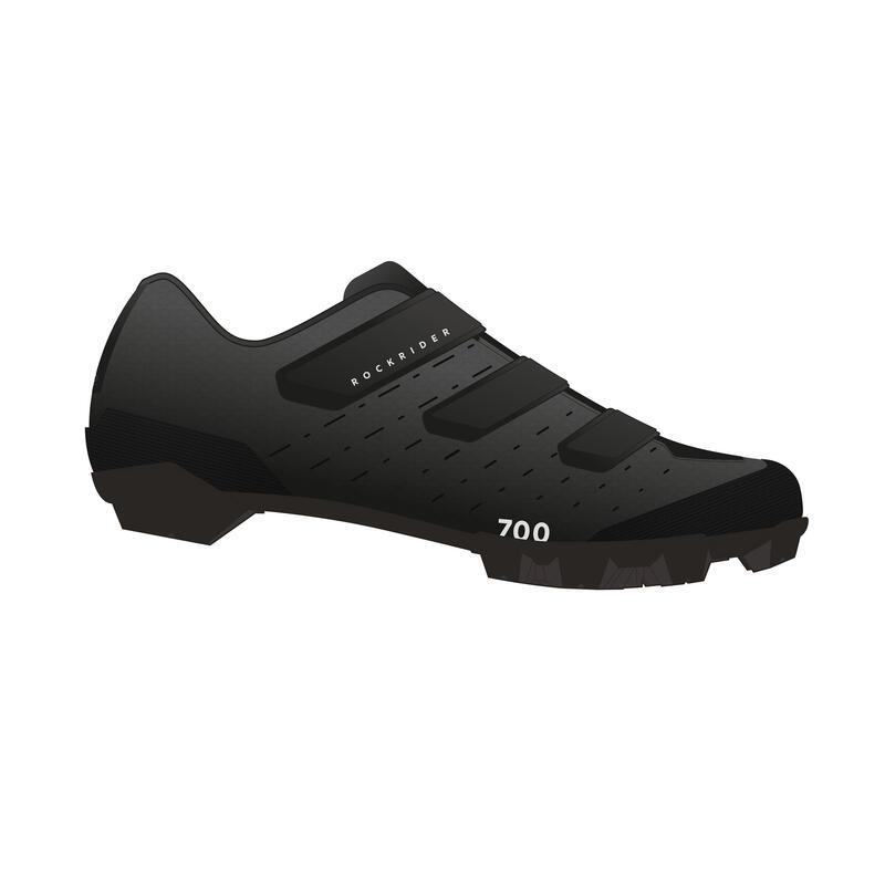 Mountain Bike Shoes Race 700 - Black