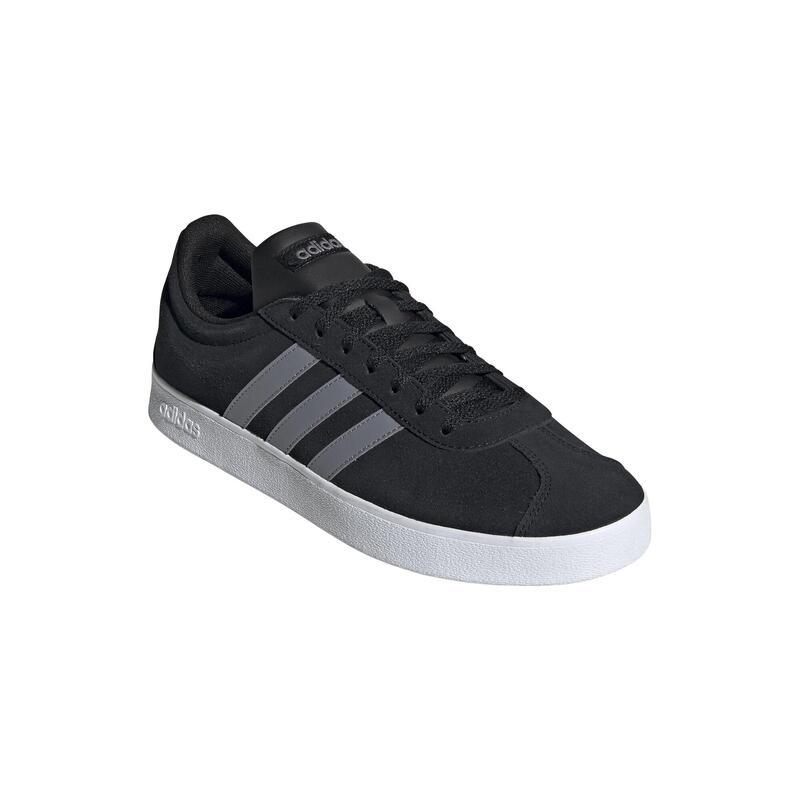 Chaussures marche sportive homme Adidas VL COURT 2.0 Noir
