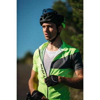 Fahrrad Unterwäsche Kurzarm Funktionsshirt RR 900 Ultralight Herren weiß