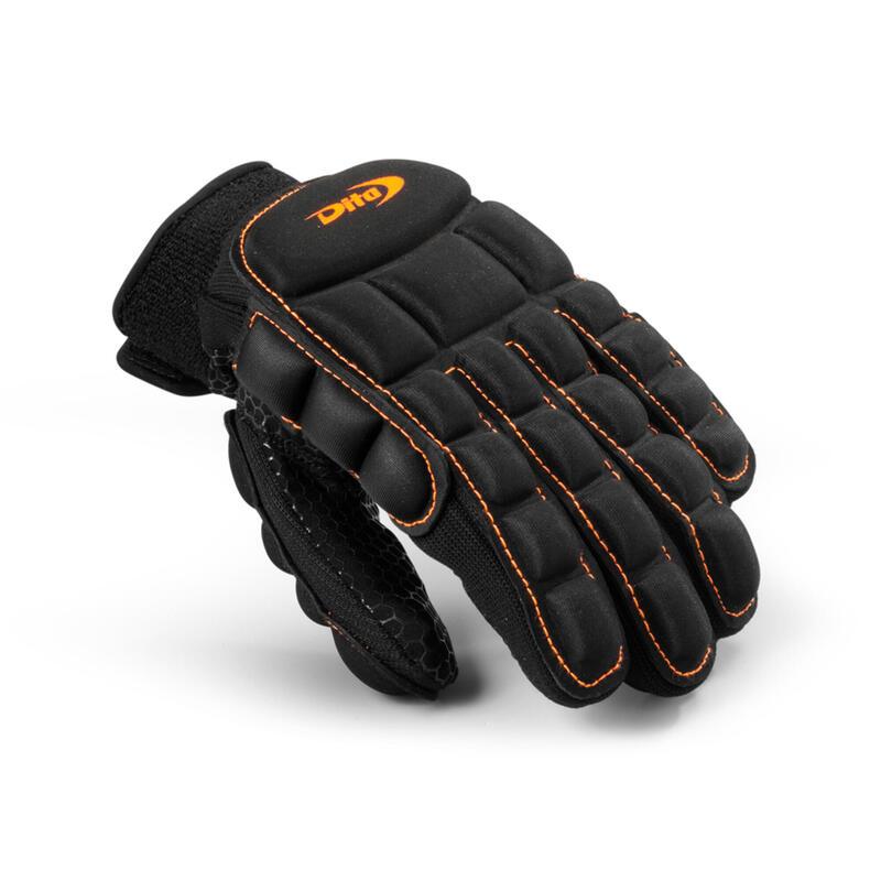 Kids' & Adult Indoor Glove Xtreme Pro Left - Black