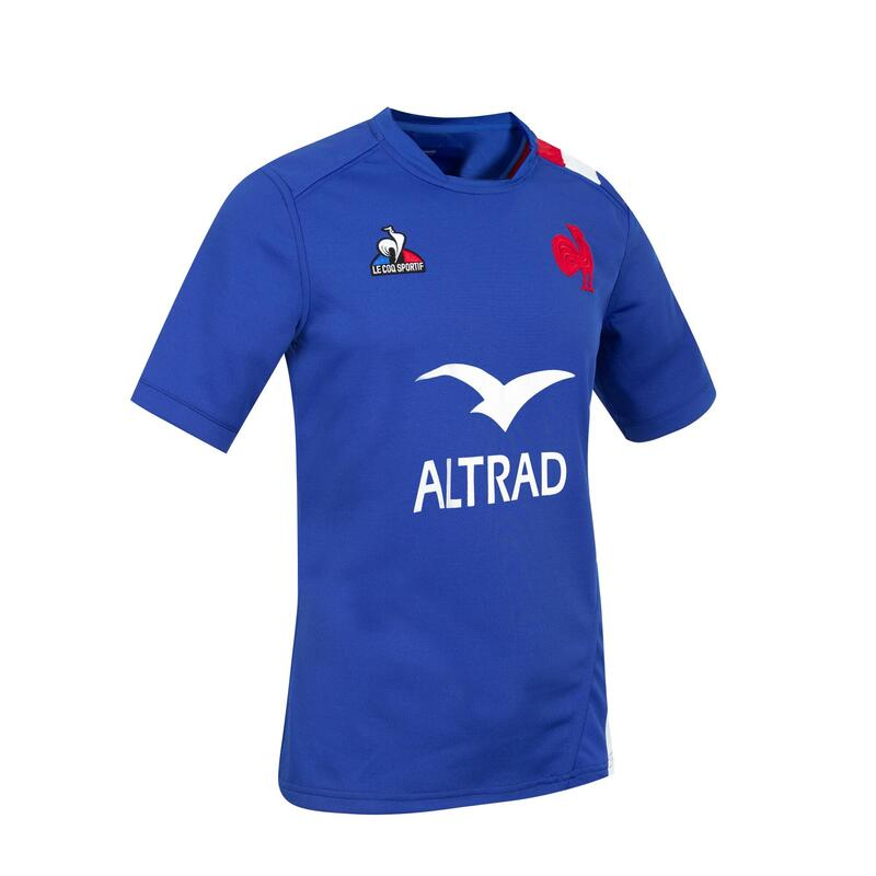 MAILLOT DE RUGBY FRANCE REPLICA 2022 ADULTE