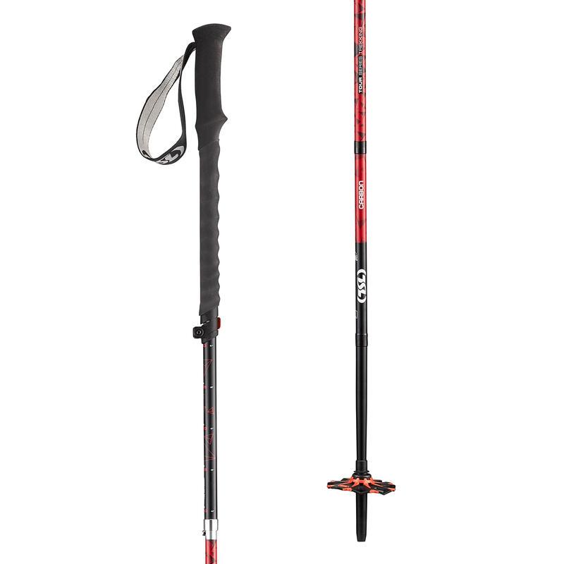 Hiking Poles - TSL TOUR CARBON 5 CROSS -