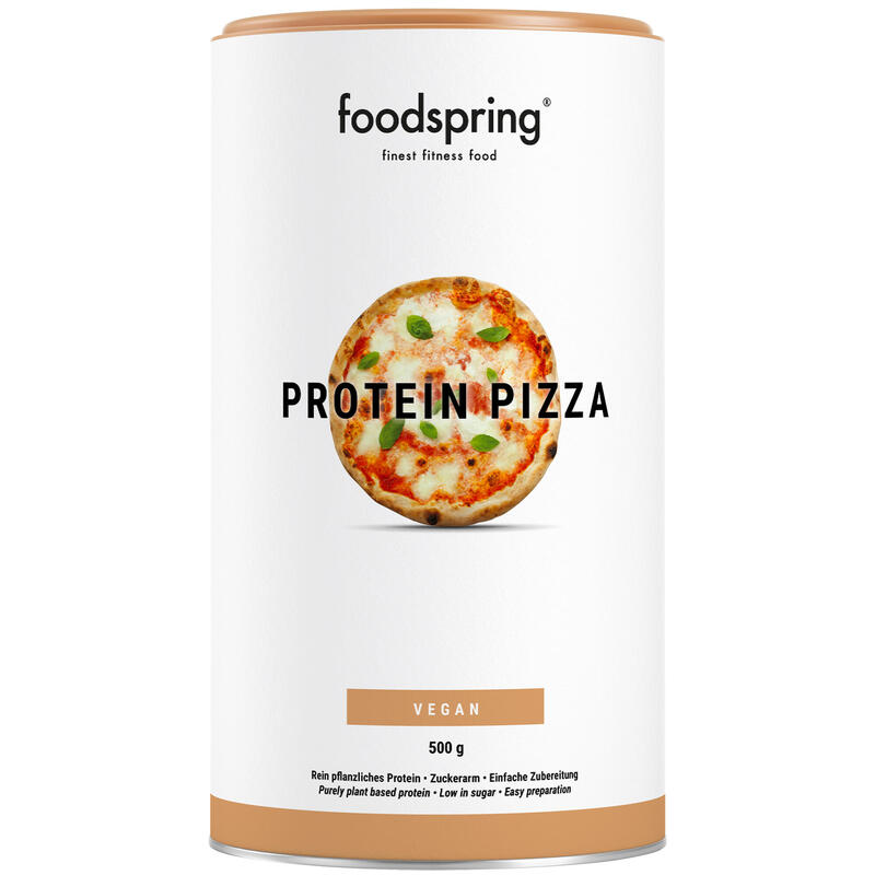 Pizza proteica Foodspring