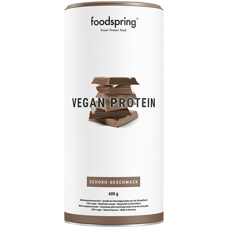 Proteína Vegana 21g chocolate FoodSpring 750g