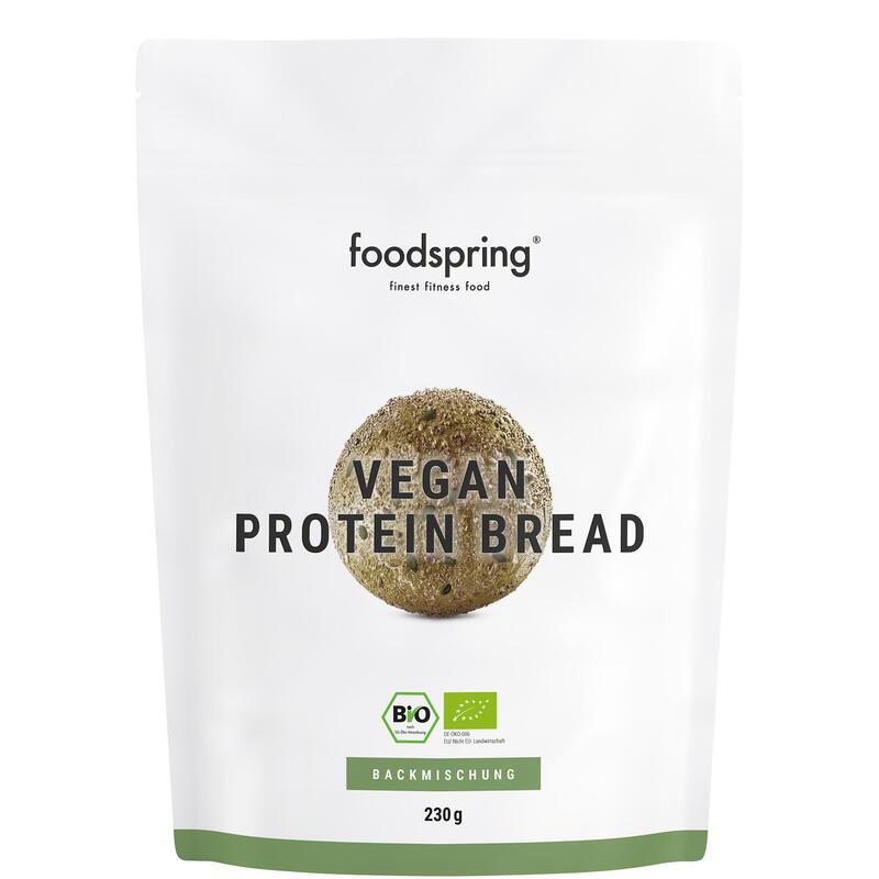 Pan proteico vegano Foodspring