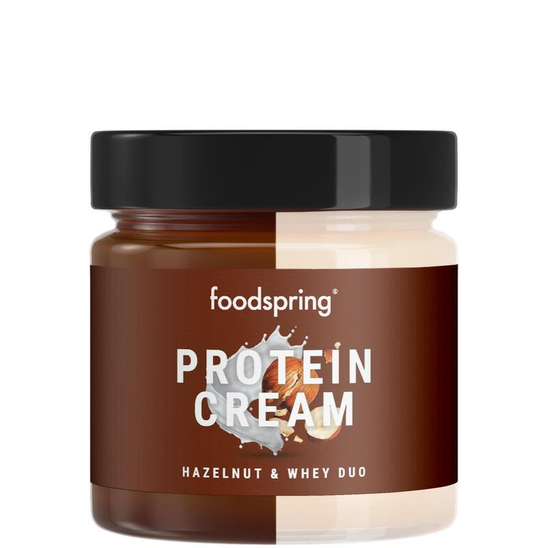 Crema proteica Duo Foodspring 200g