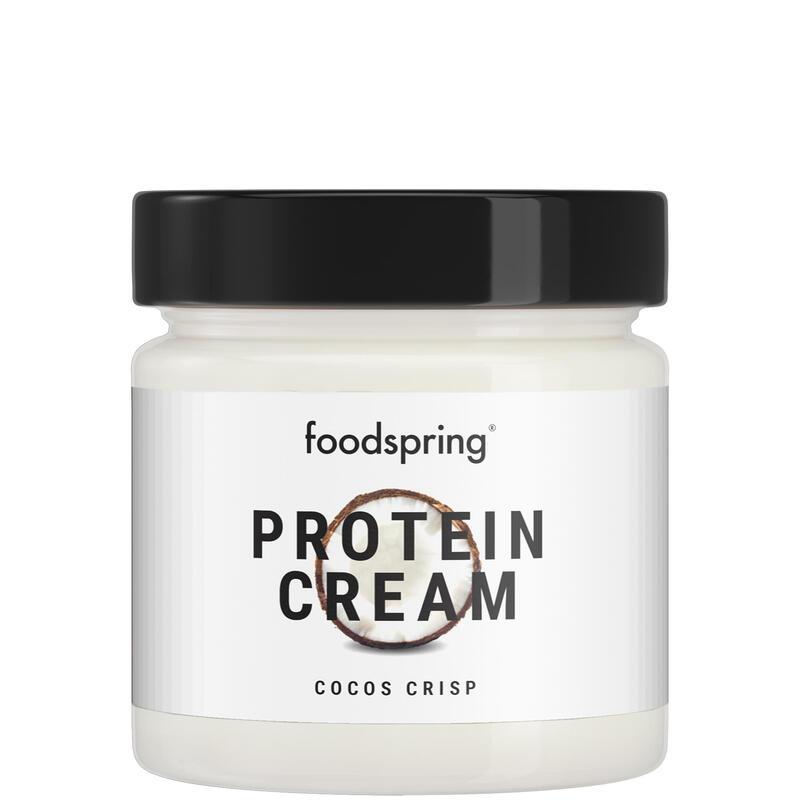 Crema proteica coco Foodspring 200g
