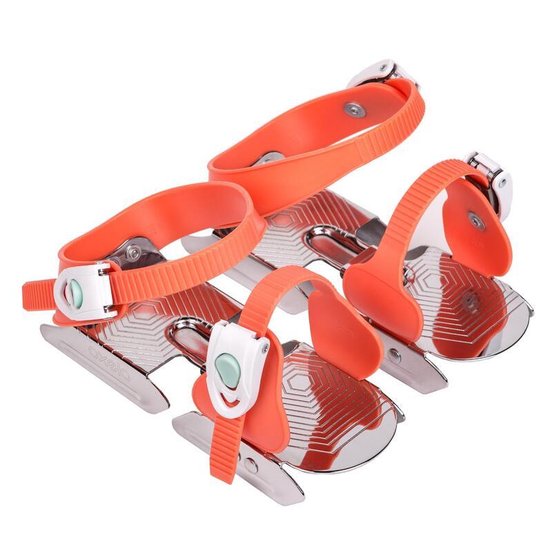 Kinderschaatsen glij ijzers Play 1 oranje