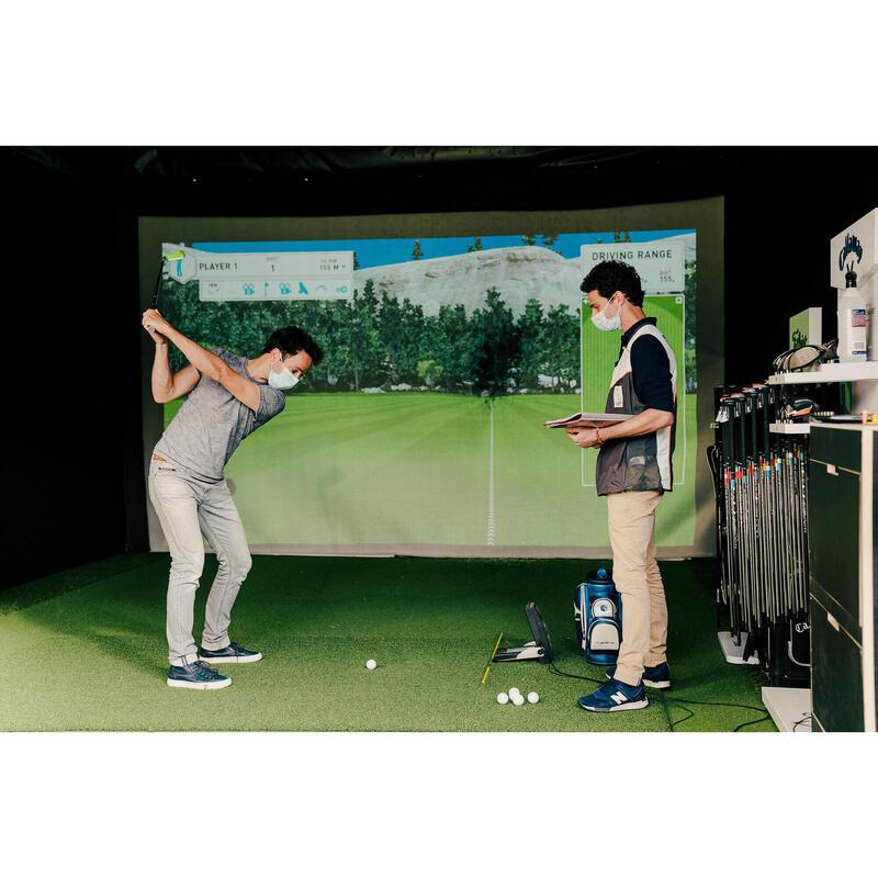 Réparation matériel golf en magasin