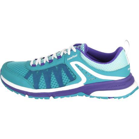 chaussures femme de marche rapide et marche nordique propulse walk 300 newfeel. Black Bedroom Furniture Sets. Home Design Ideas