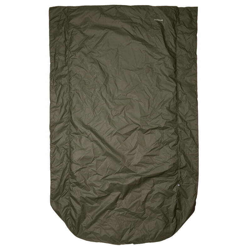 Water-repellent cover for carp fishing