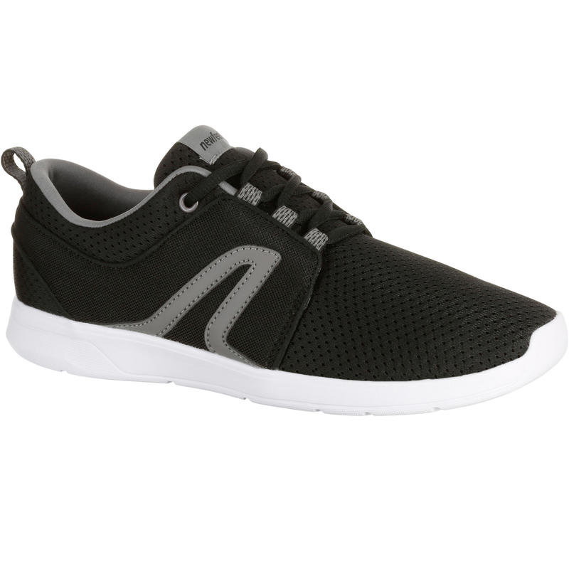 Soft 140 Mesh Women's Fitness Walking Shoes - Black
